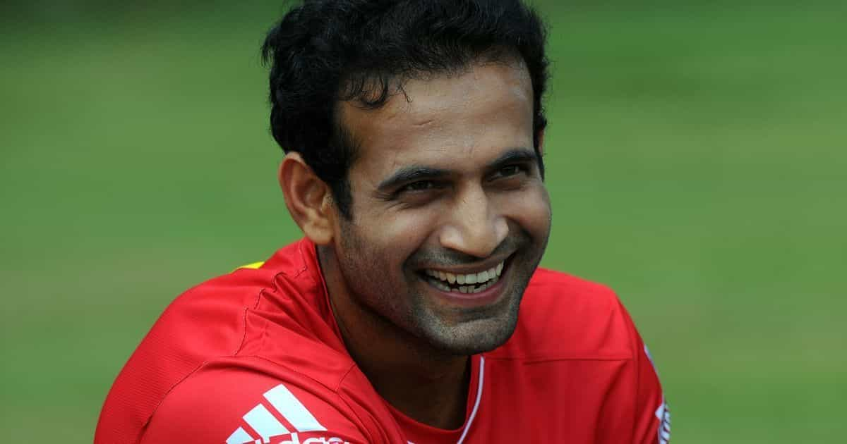 The pain, agony of seeing Irfan Pathan with the mic, not