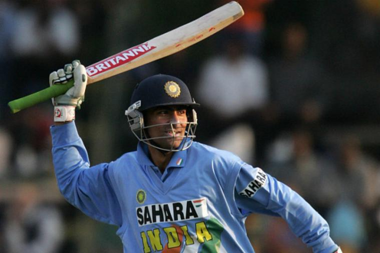 Mohd Kaif's best ODI innings - Caught At Point