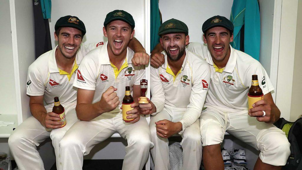 Aussie bowling attack