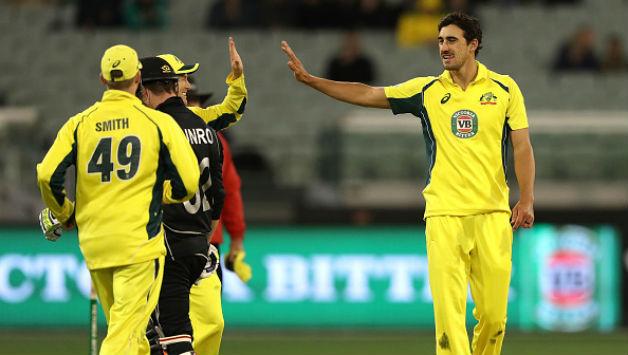 Australian bowling attack