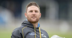 tribute to Brendon McCullum