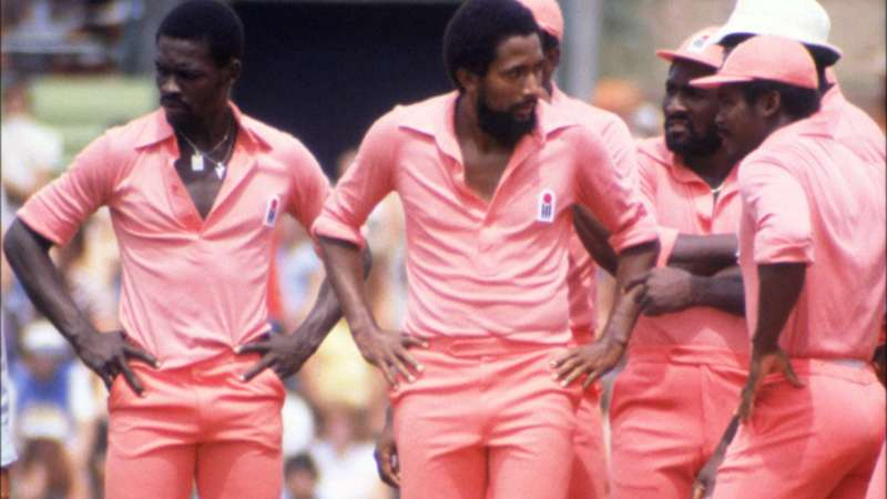 funniest uniforms in Cricket