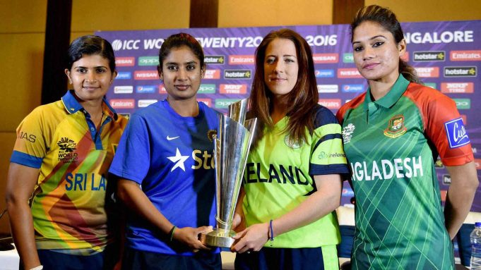 show us women's cricket