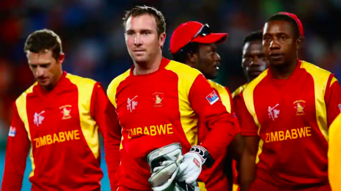 problems with Zimbabwean cricket