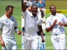 South African bowlers
