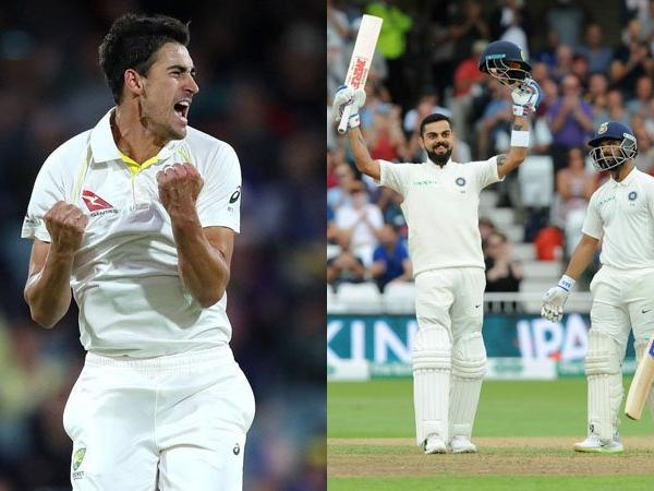India vs Australia 2018 series
