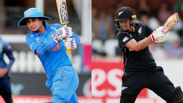 India women vs NZ women 2019