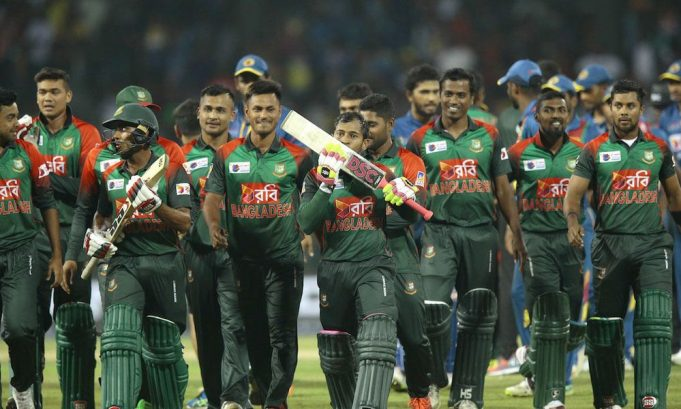 Bangladesh squad for 2019 World Cup