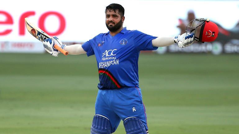 best batsmen in Afghanistan team