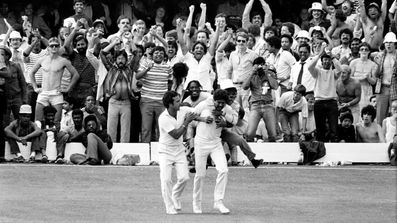 Image result for 1983 world cup catch
