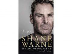 Shane Warne's autobiography