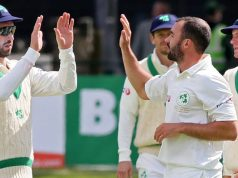 2019 for Ireland Cricket