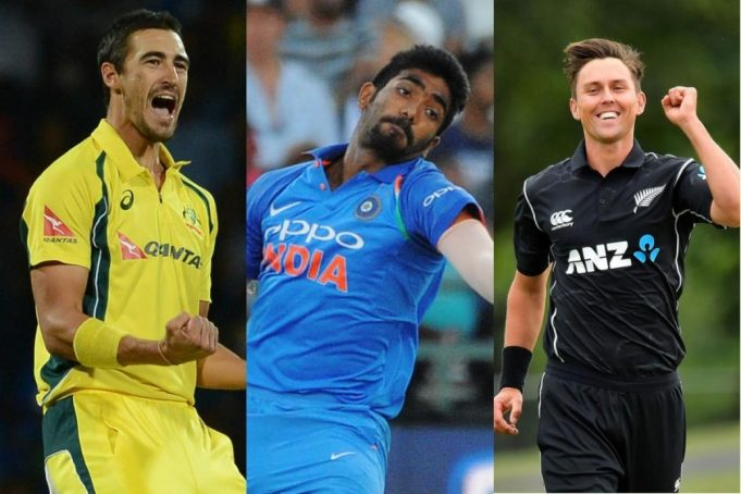 2019 for fast bowlers