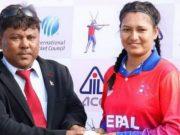 Nepal's Anjali Chanda