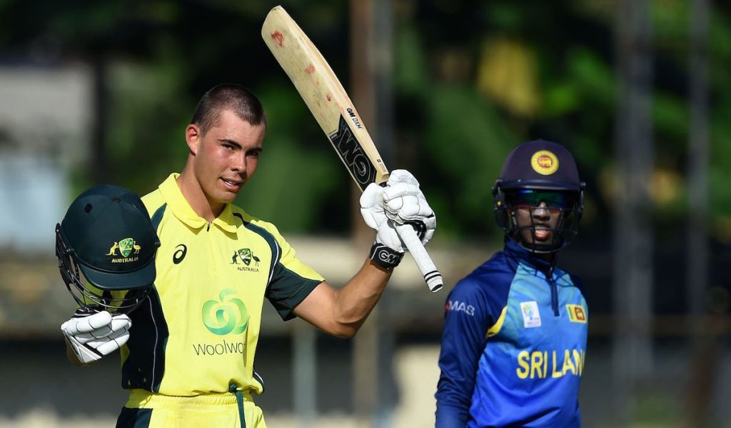 best Under-19 players from Australia