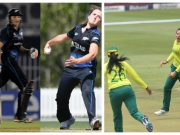 Proteas Women v White Ferns