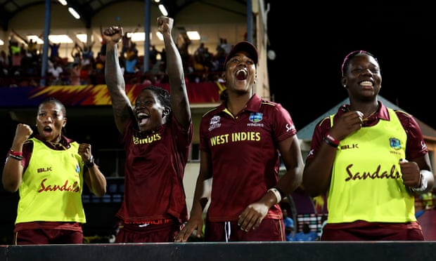 West Indies Women in T20 world cup
