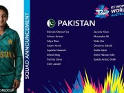 Pakistan Women's team