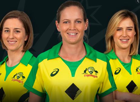 Australia Women's team