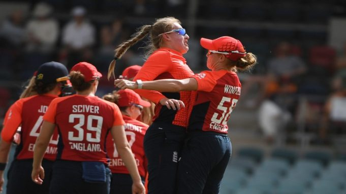 best bowling by England women in T20s