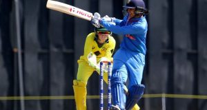 best T20 batting performances between India women and Australia women