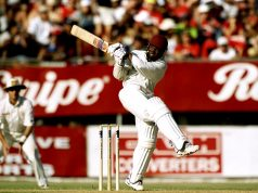 the best Test innings of Brian Lara