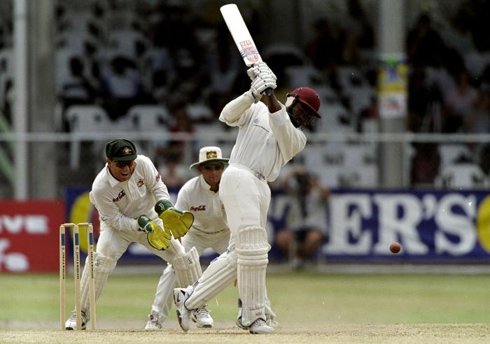 the best Test innings of Brian Lara
