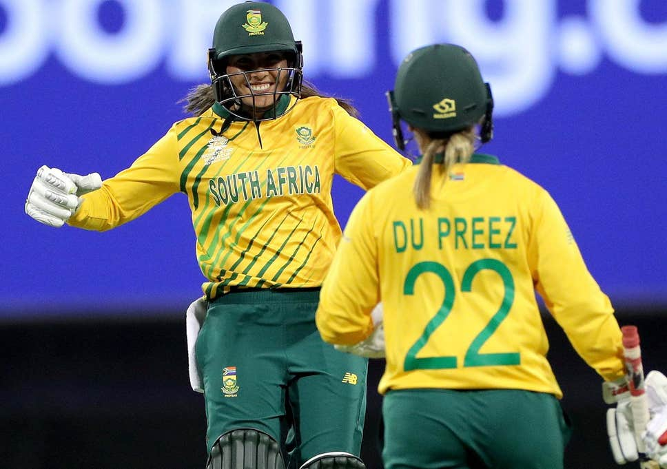 Proteas women in T20 world cup 2020