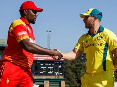 Zimbabwe Tour Of Australia