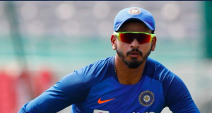 Source: @ShreyasIyer15 official Twitter handle of Mr. Shreyas Iyer