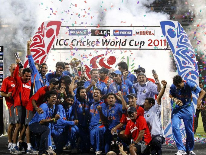 2011 ICC World Cup Final