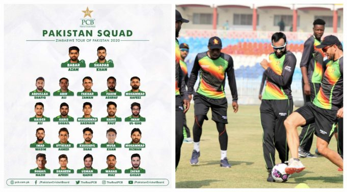 Zimbabwe tour of Pakistan