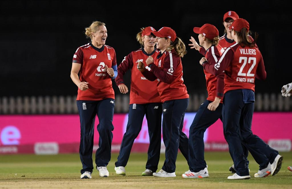 ENG vs WI T20I Series