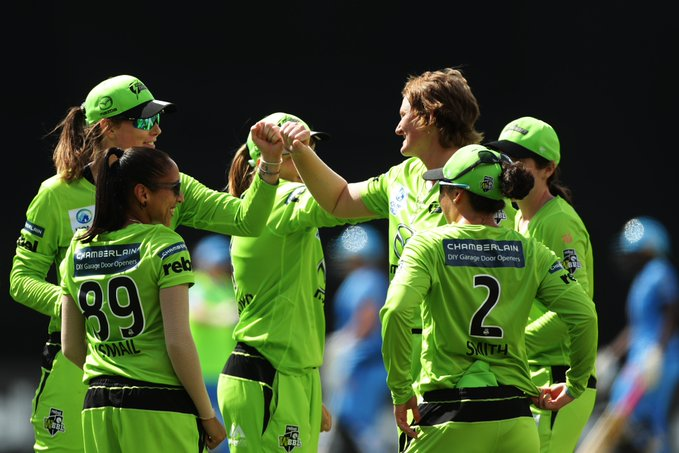 WBBL 06 2nd Week Review