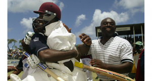 West Indies chase 418