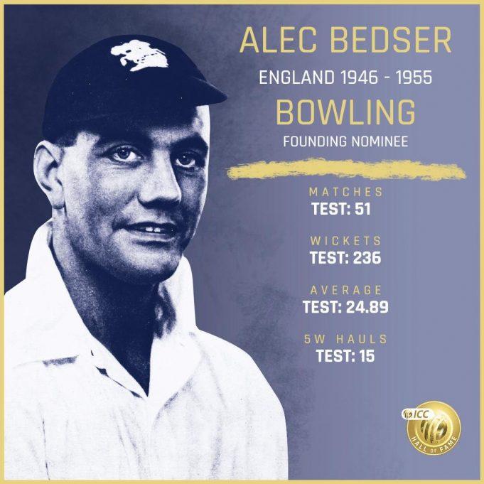 Alec Bedser