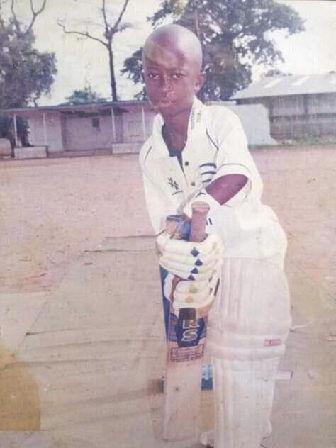 George Edward Ngegba captain Sierra Leone Under-19