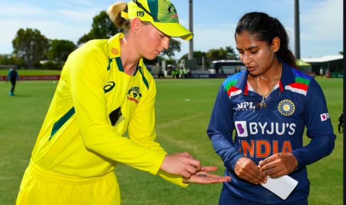 India women's tour of Australia